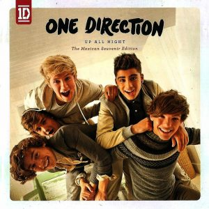 One Direction - Up All Night (The Souvenir Edition) (FLAC) (Mp3)